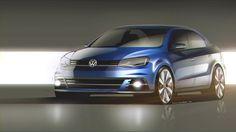 VW Sketch