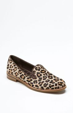 Crap I want these. $108.95 Sperry Top-Sider® 'Pennington' Flat available at #Nordstrom