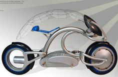 MC 2 Electric Bike - Can Accommodate Riders of Any Size