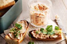 """Pronounced """"ree-yet"""", this classic French starter is picnic perfect."""