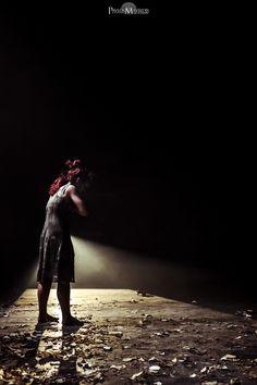 https://flic.kr/p/t8Sjqt | What Remains #11 | A choreographic project by the dance company Soyuz at Tzeni Karezi Theatre.  Choreography: Olga Spiraki Performers: Chryssa Kalliafa, Katerina Bella, Stella Spyrou  Dramaturgy: Stergiani Tsintzilioni Music: Anargyros Deniozos Lighting design: Sakis Birbilis Assistant choreographer: Sonia Rapti Set supervisor: Dimitris Nassiakos Mask design: Christina Anagnostou Costume design: Vasiliki Syrma Makeup artist: Antigone Akritidou Heart construction…