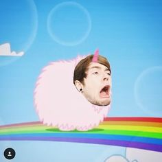 Lol! DanTDM Edit on Instagram!