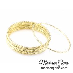 Decorate her petite wrist with these bangle bracelets from madisongems.com   #fashionjewelry #accessories #bling #trendy #glam #jewels #jewelry #jewelrygram #instajewelry #kidsjewelry #bangles #bracelets #shopsmall #madisongems #elevateyourstyle