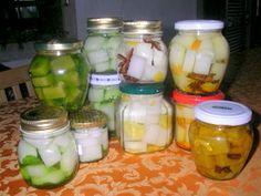 "zuccherini ""spiritosi"" - cocktail Pickles, Cucumber, Mason Jars, Cocktails, Cooking, Recipes, Food, Drink, Canning"