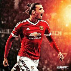 CONFIRMED: #Zlatan #Ibrahimovic signs for Manchester United! #Visubal