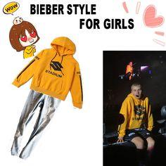 Stadium Tour, Love Justin Bieber, Adidas Jacket, Urban Outfitters, Hoodies, Yellow, Hot, Jackets, Shirts