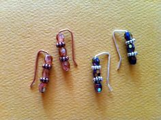 How to make Earring Pins