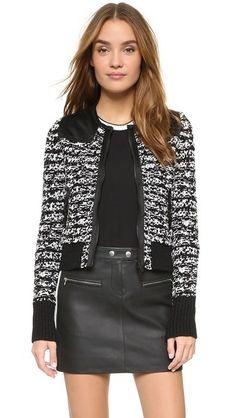 Rag & Bone Viola Sweater Jacket