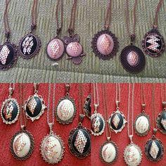 Tel kırma kolye Dream Catcher, Embroidery, Bracelets, Manualidades, Needlework, Bangle Bracelets, Dream Catchers, Bracelet, Drawn Thread