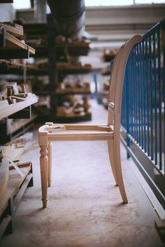 Gabry chair by Venetasedie Production