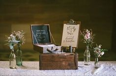 wedding welcome table - Google Search