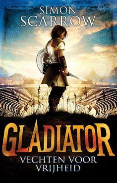 Gladiator-serie van Simon Scarrow (B-boeken, ook leuk voor oudere jongens)