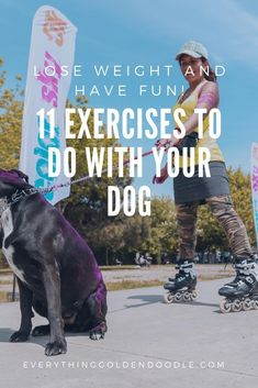 Lose Weight, Have Fun and Exercise with your Dog! Goldendoodle Training, Hiking Spots, Done With You, How To Show Love, Dog Park, Labradoodle, New Puppy, Training Your Dog, Dog Owners