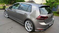 Mk7 Golf R Limestone Gray