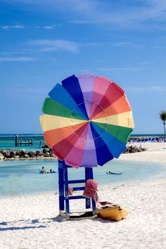 CocoCay, Bahamas. #beach