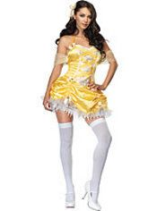 Adult Storybook Beauty Costume, $39.99