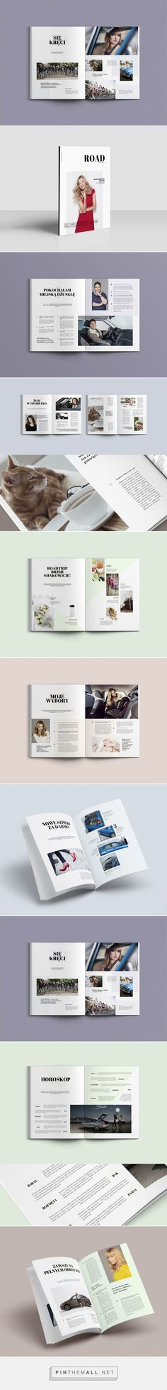 Editorial Design Inspiration: Road Lifestyle Magazine