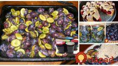 Už nemusíte hľadať, tu máte všetko na jednom mieste: 13 top receptov zo sliviek! Kitchen Hacks, Eggplant, Plum, Fruit, Vegetables, Food, Sweater, Basket, Sweater Cardigan