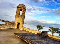 In its own way, no other city in Florida is as striking as St. Augustine. As the Nation's Oldest City--a whopping 450 years young--visitors find a smooth melding of past and present with Colonial, Victorian and Gothic charm all mixed together under the sun. #StAugustine #travel #lovefl