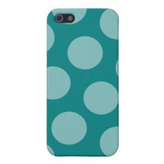 Polka Dot Pattern Speck Case iPhone 5 Cover
