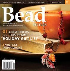 Bead Trends Magazine Nov 2011 | Northridge Publishing