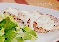Kuchnia w południe: Polędwiczki wieprzowe z sosem serowym