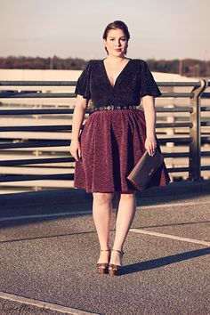 Plus Size Fashion - Lu zieht an.:registered: