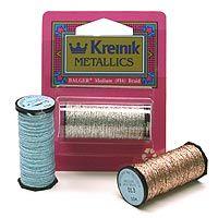 Medium #16 Braid numerous colors Use Medium (#16) Braid in Cross Stitch (10 & 11ct), Needlepoint (14-18ct)