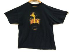 Vintage 90s Frank Zappa T Shirt - XL - 70s Rock Music Shirt - Experimental Music - Vintage 90s Clothing - Band Tee - Band Shirt - Large Mens by BLACKMAGIKA on Etsy