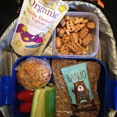 Easy Toddler Food - Toddler Kindy Lunch