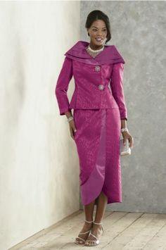 Zada Skirt Suit from ASHRO