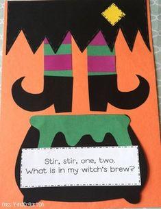 Halloween Craft Witch Legs Craft and Writing. by Miss Kindergarten Love Theme Halloween, Halloween Activities, Autumn Activities, Halloween Crafts, Fall Halloween, Halloween Cupcakes, Preschool Halloween, Halloween Ideas, Fall Crafts