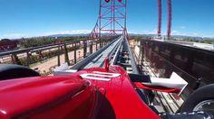 Red Force   POV   Ferrari Land   PortAventura World