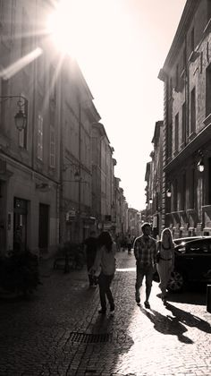 Aix en Provence sunburst