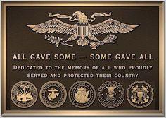 ...All Gave Some . . . #veterans