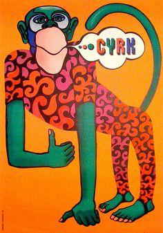 Hubert Hilscher - Monkey, 1973