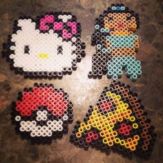 Perler bead stuff by gcatalan702