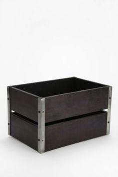 4040 Locust Vinyl Storage Bin  $30 Urban Outfitters
