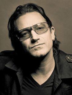 Bono gorgeous!