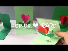 krokotak | Pop up ♥ card