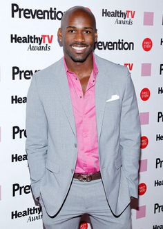 Dolvett Quince- I ❤ him. Don't tell Ryan ;)