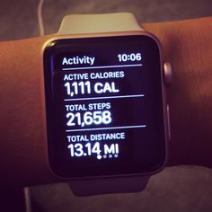 #goodnight #ready #applewatch #fitness #steps #sundayfunday #rosegold #apple #bedtime #halfmarathontraining by smore6390