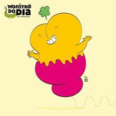 #MonstroDoDia pogobol ou cara de bunda? Ou os dois?  :)