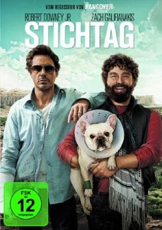 Stichtag - Schluss mit Gemütlich  2010 USA      Jetzt bei Amazon Kaufen Jetzt als Blu-ray oder DVD bei Amazon.de bestellen  IMDB Rating 6,6 (143.660)  Darsteller: Robert Downey Jr., Zach Galifianakis, Michelle Monaghan, Jamie Foxx, Juliette Lewis,  Genre: Comedy, Drama,  FSK: 12