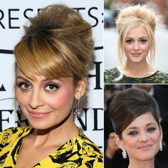 Beehive Babes: Master the Voluminous Updo Like These Big-Haired Celebs