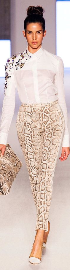 Aigner Collection Spring 2015 Ready to wear