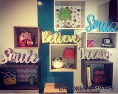 Decoración de paredes #apliquespared #kidsdecor Teen Rooms, Kids Rooms, Shared Bedrooms, Yui, Kid Spaces, Bedroom Ideas, Gallery Wall, Concept, Frame
