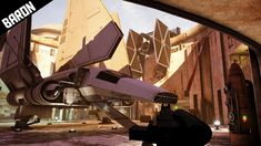 Image result for MILLENIUM FALCON MOS EISLEY