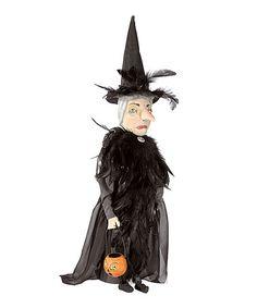 Look what I found on #zulily! Beatrice Witch Figurine #zulilyfinds