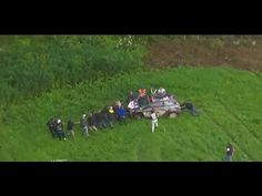Robert Kubica Rally Finland 2015 BIG CRASH - YouTube